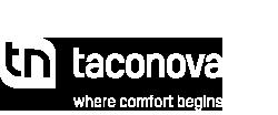 Logo Taconova weiss